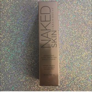 New Urban Decay Naked Skin Makeup